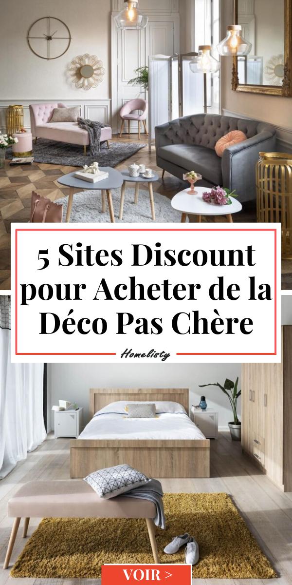 Deco Discount 5 Enseignes Pour Decorer Pas Cher Deco Pas Cher Trucs Pour Maison Deco