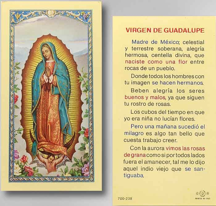 novena to our lady of guadalupe pdf