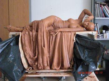 Marie Paule Deville Chabrolle Petite Musique De Nuit Nuit Sculpture