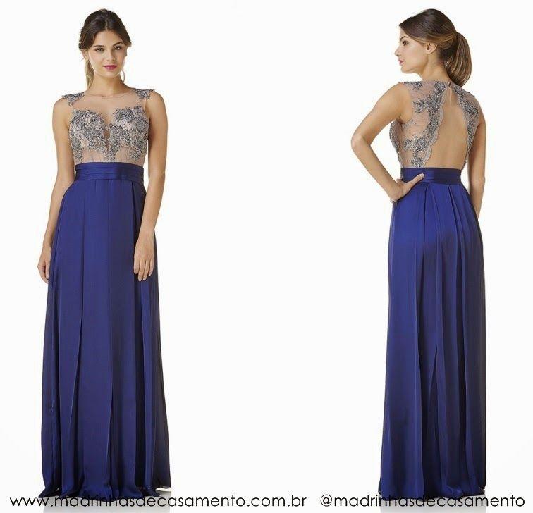 Quero ver vestido de festa de casamento