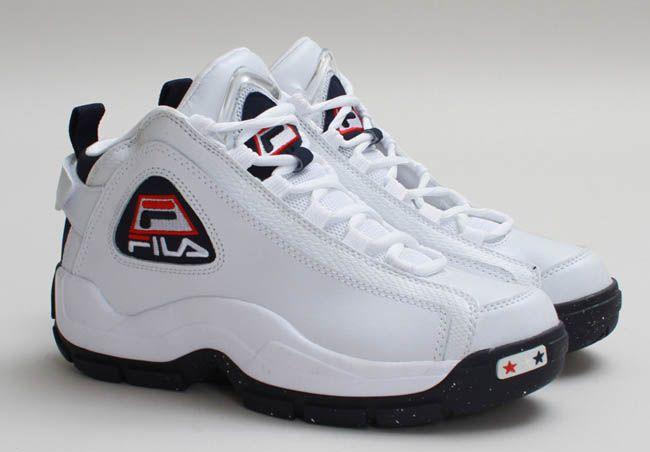 Fila Men's Grant Hill 2 Basketball Shoes