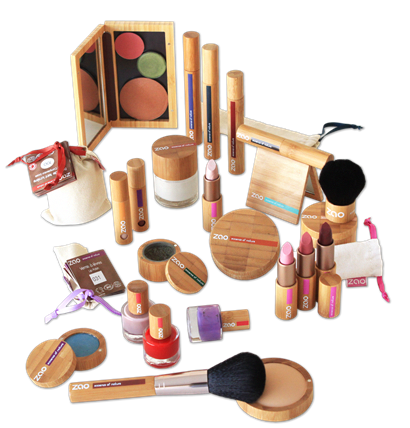 ZAO makeup. 100 natural and crueltyfree. Love the
