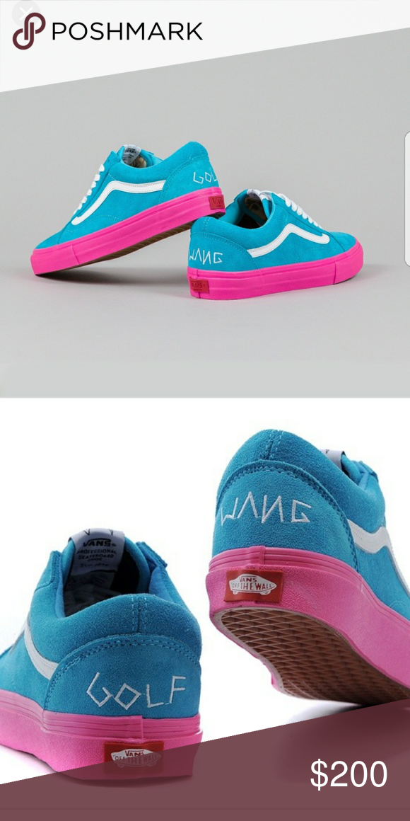 6a5a929264c963 Spotted while shopping on Poshmark  ISO odd future golf wang vans!   poshmark  fashion  shopping  style  Vans  Shoes