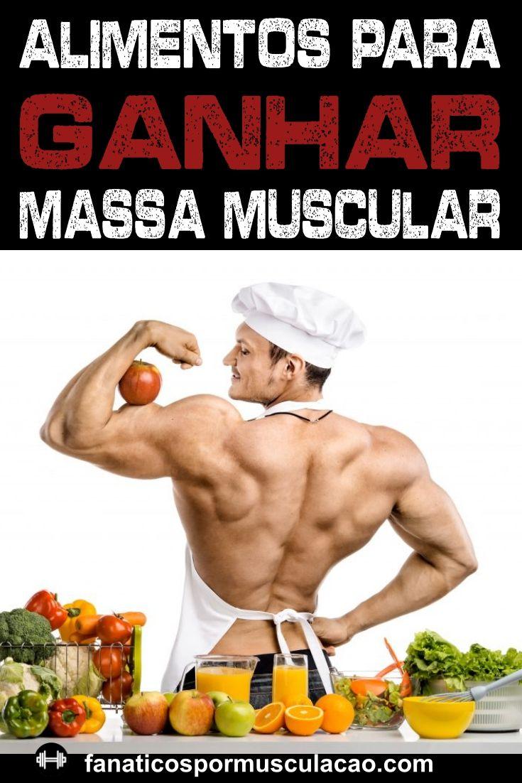Pin Em Ganhar Massa Muscular