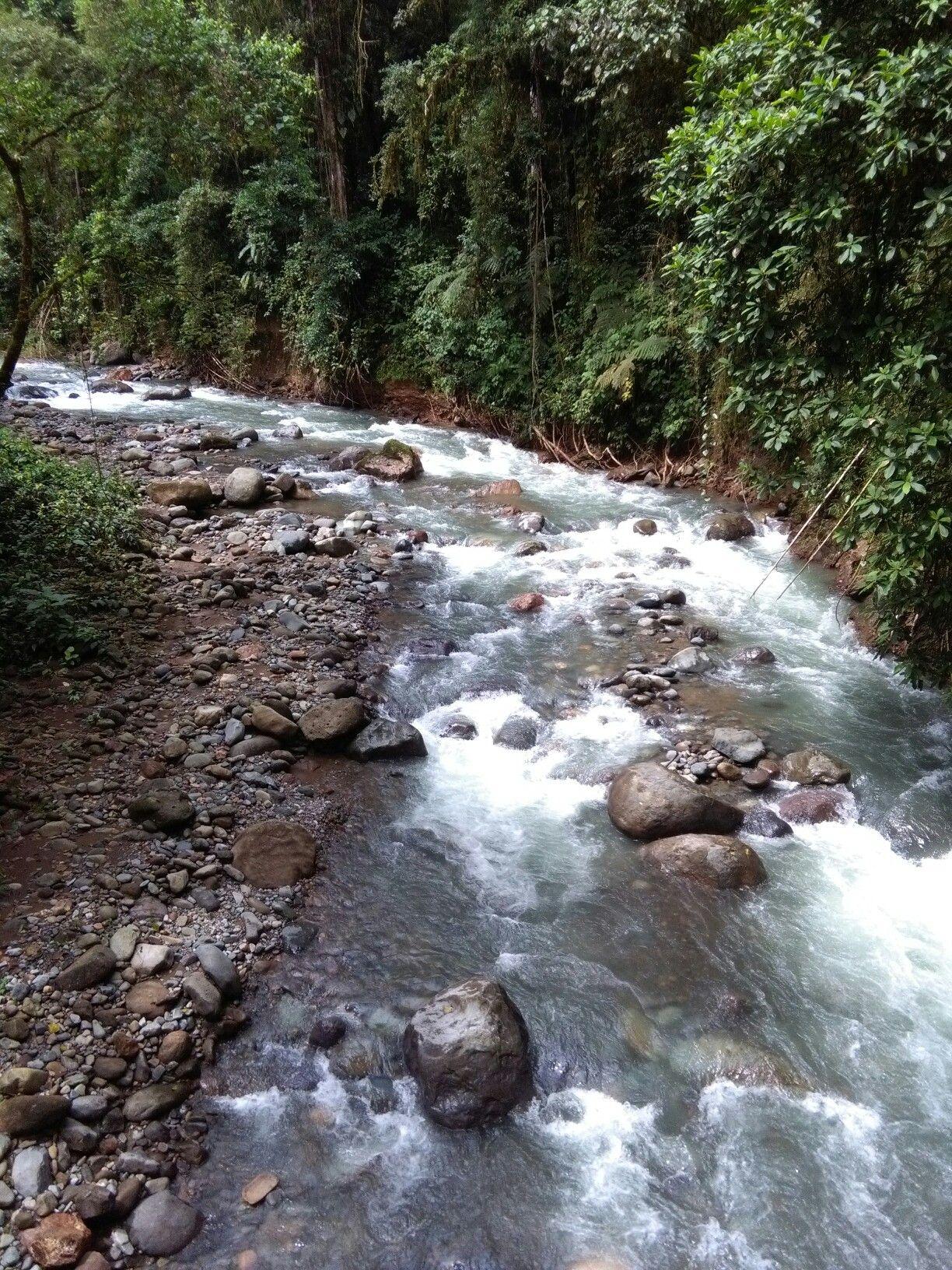 Refugio de vida silvestre la Marta, Costa Rica.