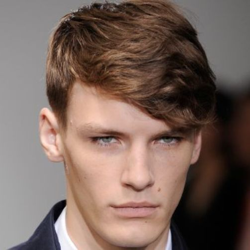 haircuts for boys sloped forehead hairstyles s hairstyles 9646