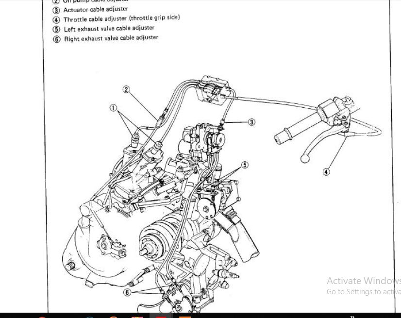 Suzuki Rgv 250 Rgv250 Service Repair Manual Pdf Download Repair Manuals Repair Manual