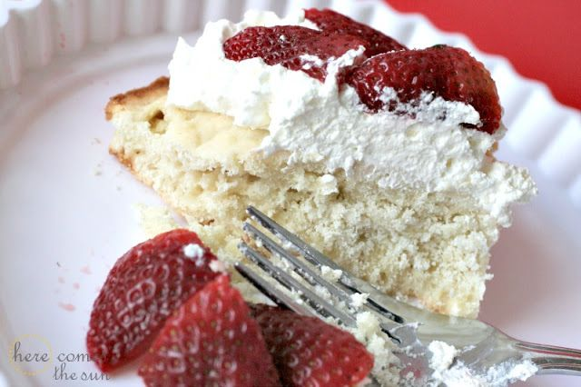 Here Comes the Sun: Better than the Best Ever Strawberry Shortcake Recipe