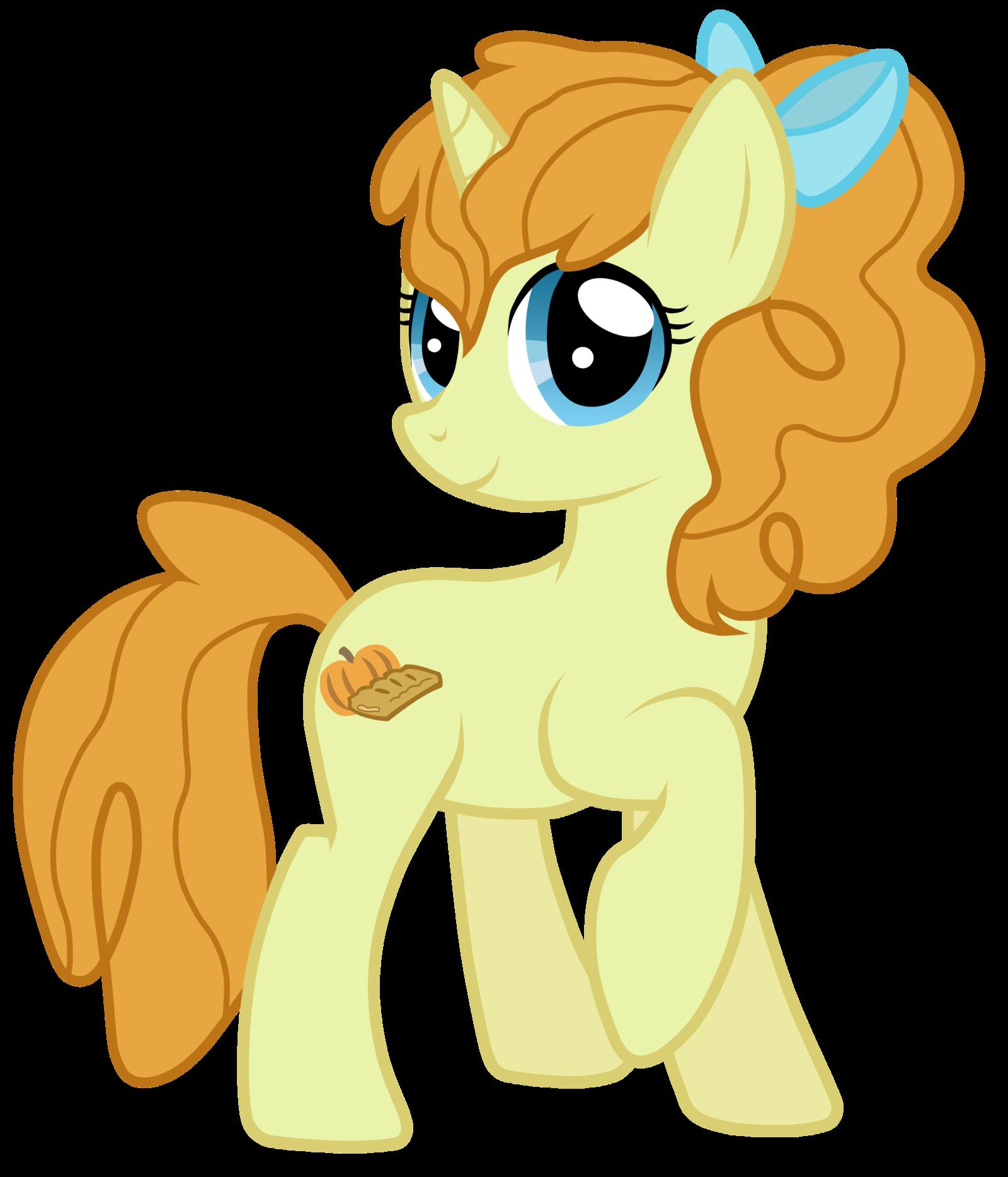 Pumpkin Cake My Little Pony Mlp Unicorn Pumpkin Mlp