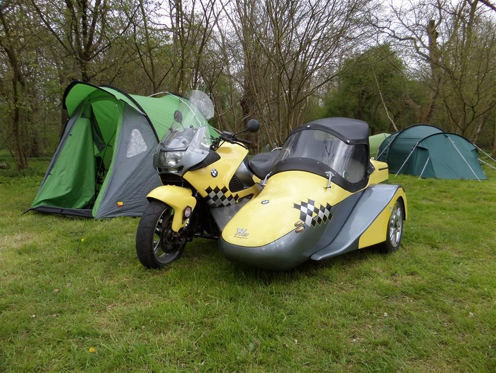 BMW K1200RS and modified Hedingham sidecar | SidecarJohn ...