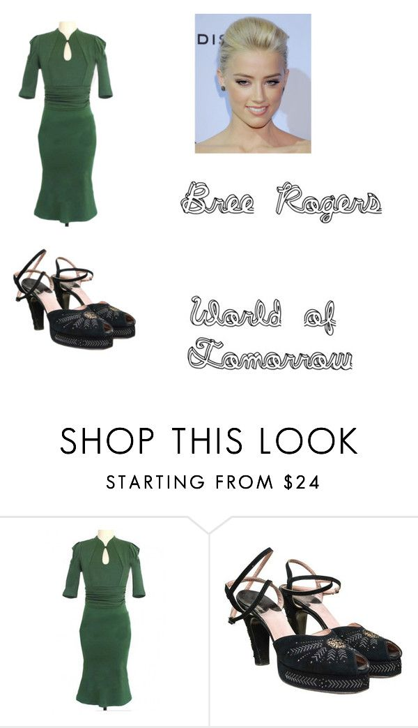 """World of Tomorrow"" by jdefloria on Polyvore"