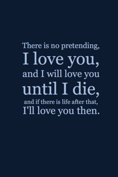 Til Death Love Quotes Husband Quotes Jace Wayland Quotes