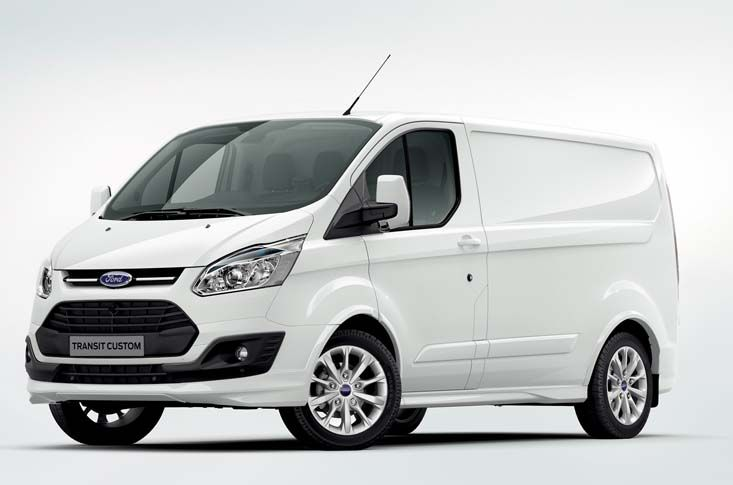 Fuel Efficient Ford Transit Petrol Engines With Images Transit
