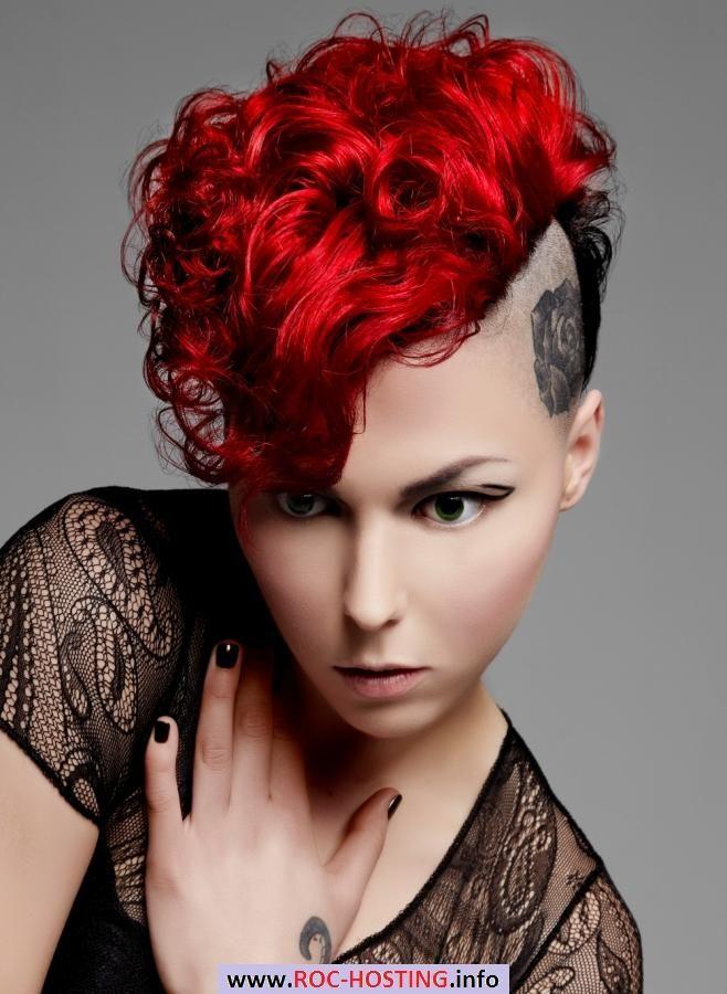 natural bright red hair dye hd pravana color