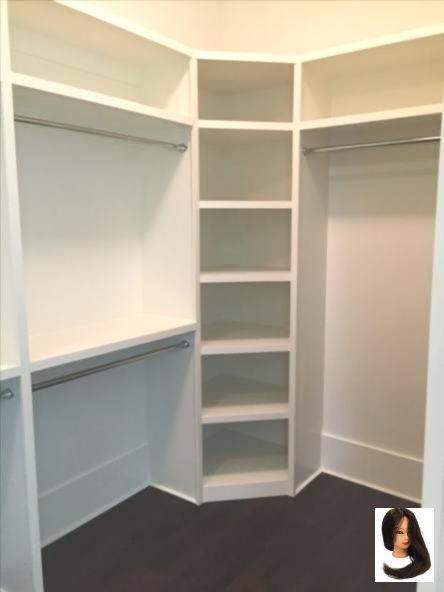 Pin By Tracy Walls On For The Home Bedroom Closet Design Closet Remodel Closet Layout