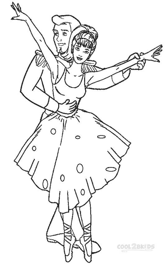 Nutcracker Coloring Pages | Fairy coloring pages, Dance ...