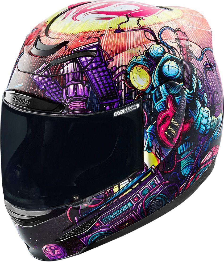 Новый дизайн шлема Icon Airmada Новости МотоМосква