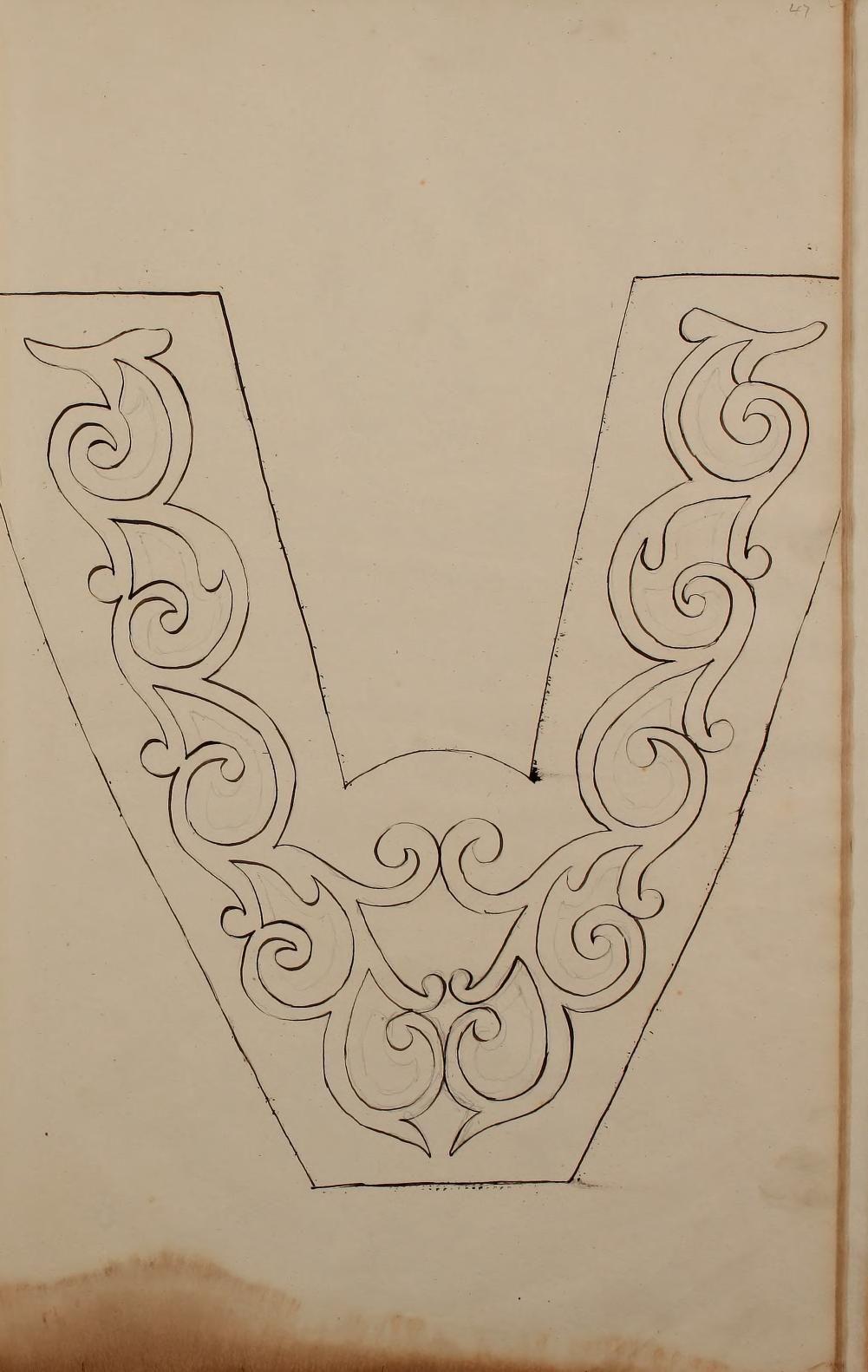 Embroidery designs collar pattern pinterest embroidery embroidery designs bankloansurffo Gallery