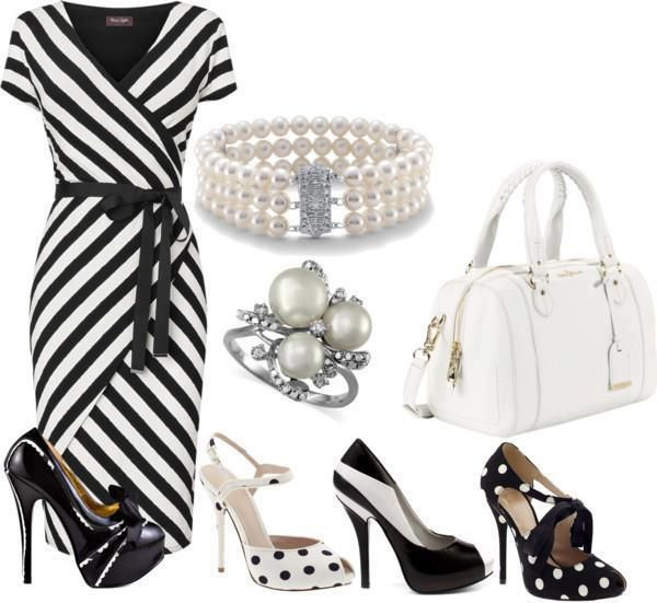 Combination of clothes & accessories picture | Combination of clothes and accessorize pics