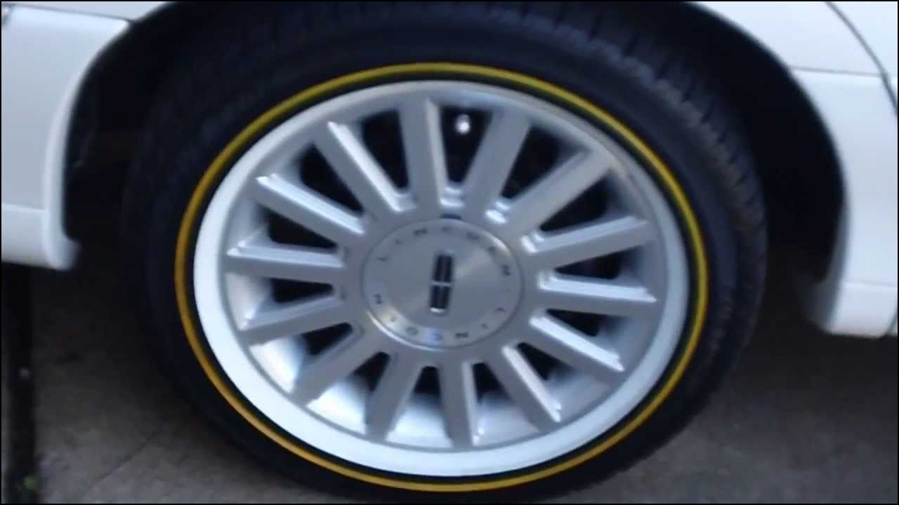 Tires For Lincoln Town Car Wheels Tires Gallery Pinterest
