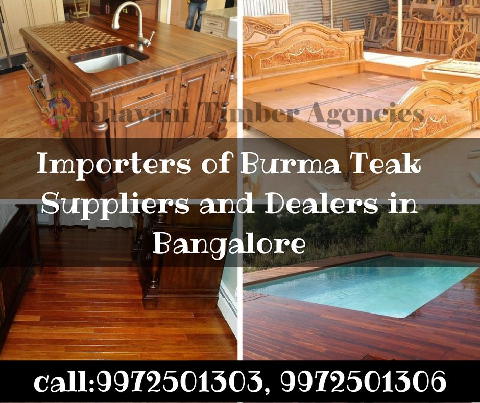 The African Teak Is A Type Of Teak Wood That Is Similar In