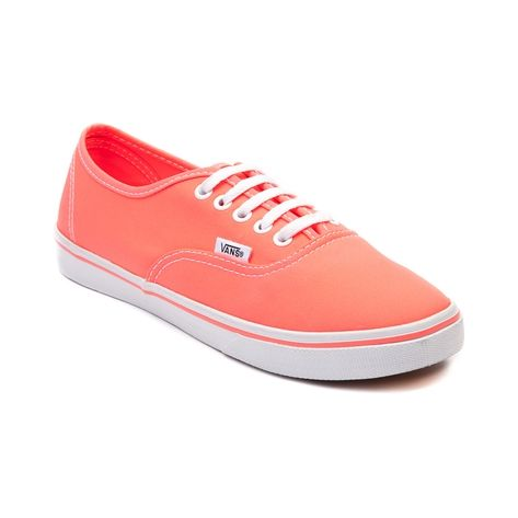 d75411ee4d688 Shop for Vans Authentic Lo Pro Skate Shoe in Neon Coral at Shi by ...
