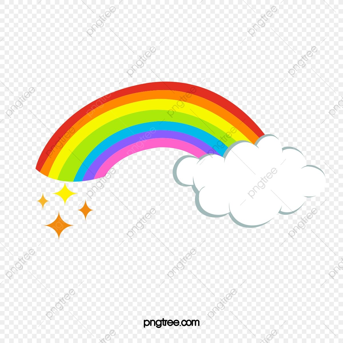 Cartoon Cute Clouds Rainbow Cute Clipart Ly Hand Painted Png Transparent Clipart Image And Psd File For Free Download Rainbow Cartoon Rainbow Drawing Cartoon Clip Art