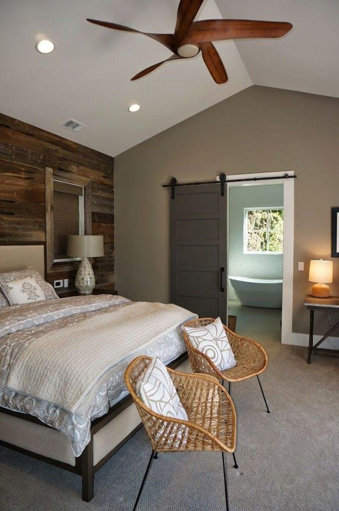 15 Amazing Farmhouse Master Bedroom Design Ideas for Your Sleep Comfort