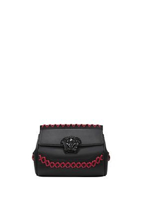 456c8ba6aeb Versace Palazzo Empire Stitch Leather Bag for Women   UK Online Store