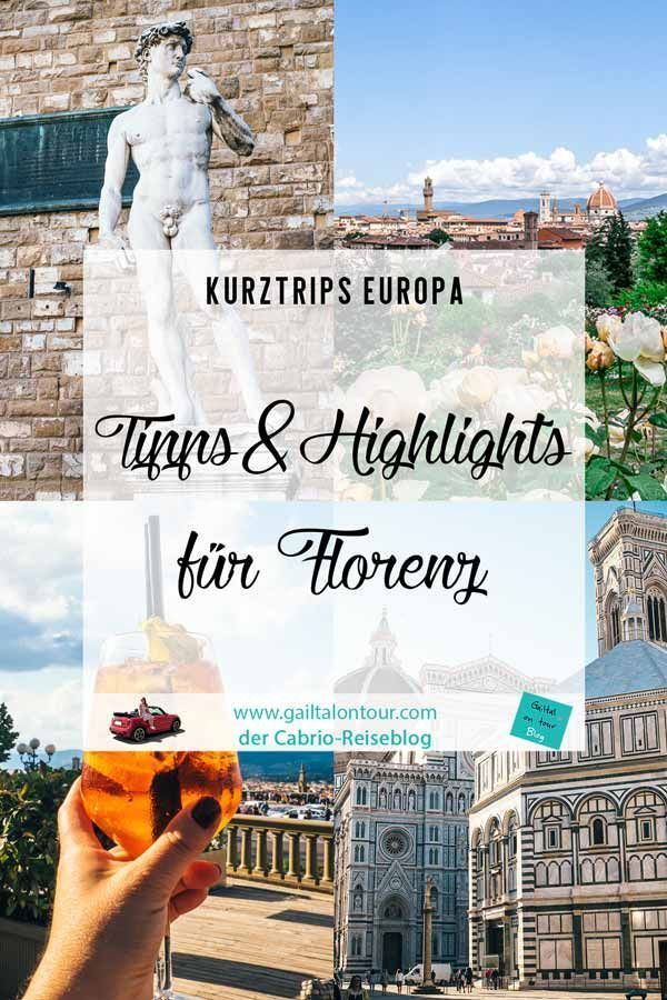 Photo of Florenz: Tipps & Highlights