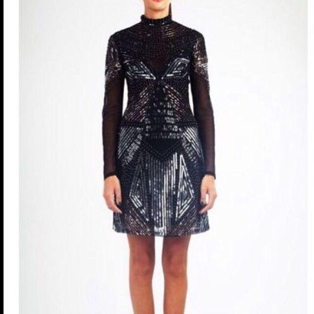 Perfekt kjole til festen helt nye