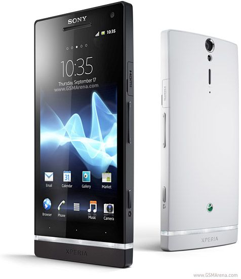 Sony Xperia S.