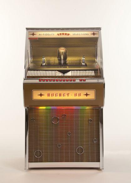Rocket 88 Pinball Jukebox In 2019 Jukebox Vintage