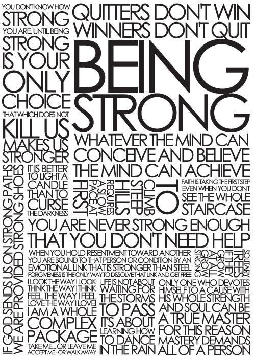 LEI LIVING: Citat posters