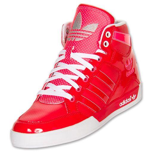 Women s adidas Originals Hardcourt Hi Casual Shoes  76179d1f2227a