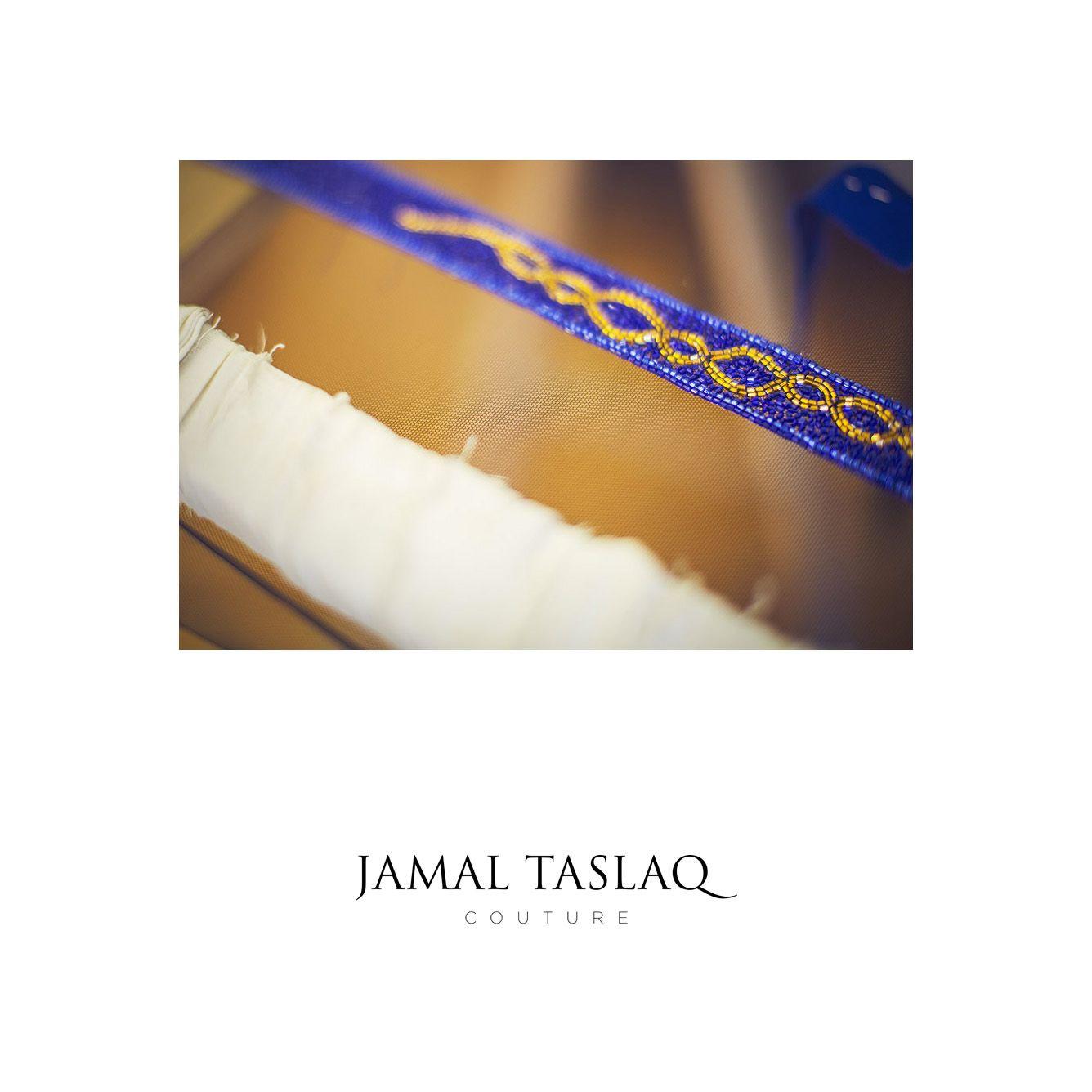 Jamal Taslaq, alta moda e abiti da sposa made in Italy