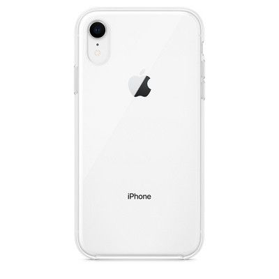 Apple iPhone XR Case - Clear