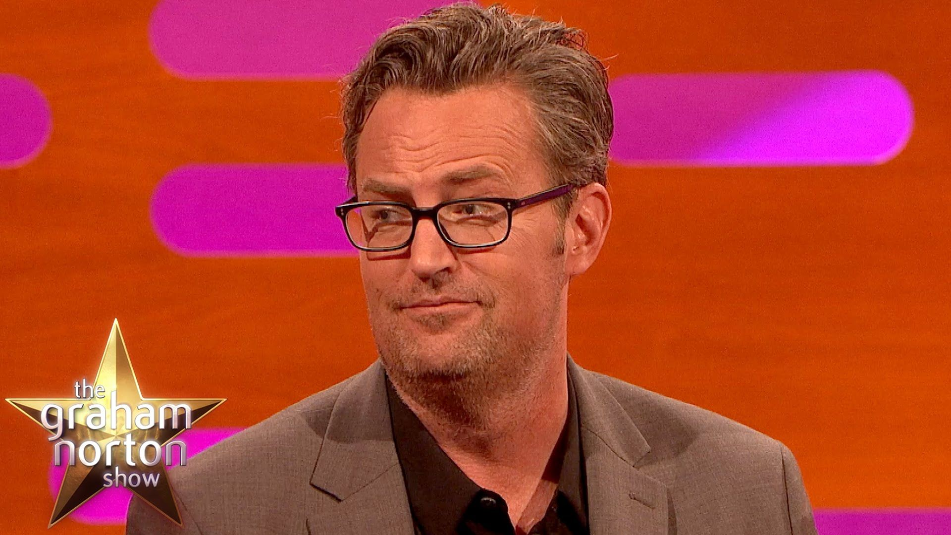 Photo of Matthew Perry Takes The Friends Apartment Quiz – The Graham Norton Show