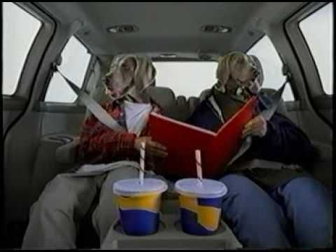 William wegman honda car commercial art videos for Saccucci honda middletown