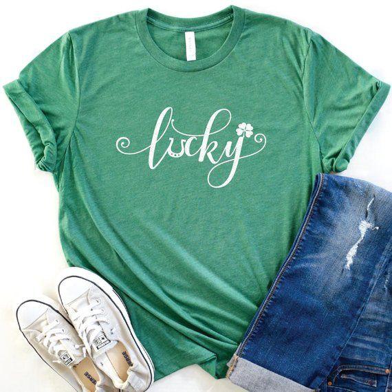 a5604a747d665e St Patricks Day Shirt Women