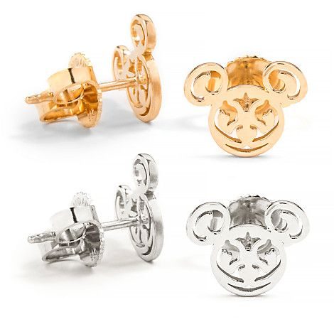 237375a27 Mickey Filigree Post Earrings by Alex and Ani | Naughty or Nice, I ...