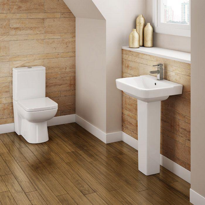 Delightful Genova Bathroom Suite | Now Available At Victorian Plumbing.co.uk
