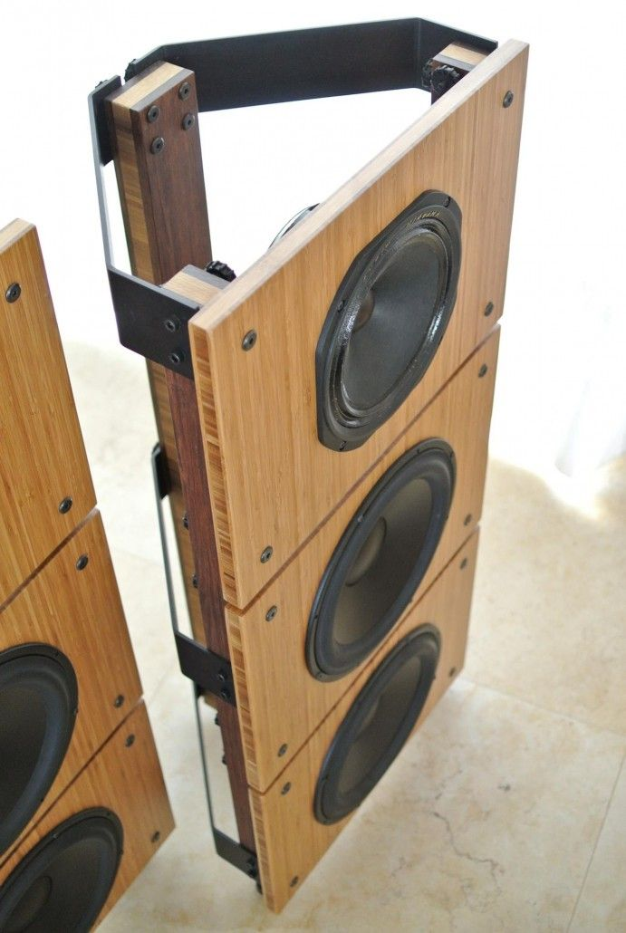 Open Baffle Sets, Speakers And Drivers