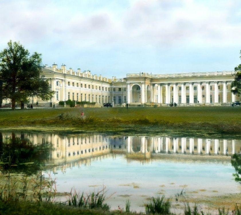 The Alexander Palace, Tsarskoe Selo | Tsarskoe Selo ...