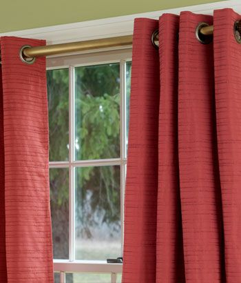 Wide Variety Of Grommet Curtains And Top To Choose From Sheer Curtain Textured Simple