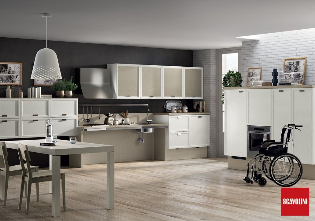 Utility System - Cocina Adaptada Minusvalidos - Cocina Barcelona ...