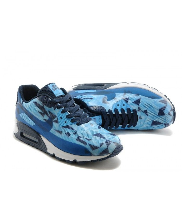 Nike Air Max 90 Hyperfuse Navy Blue Black UK Is a recently