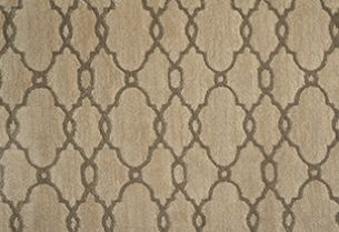 Royal Dutch Carpet Stella Pattern Bound In An Oval For The Area Rug Under The Table Stanton Carpet Rugs Traditional Dining Room