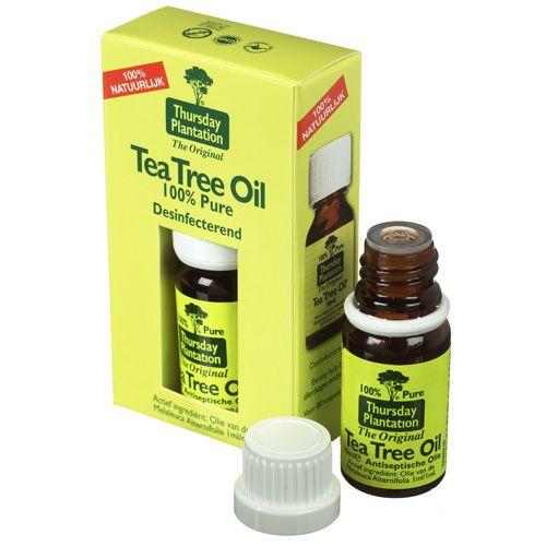 Hoe Gebruik Je Tea Tree Olie Bij Het Verwijderen Van