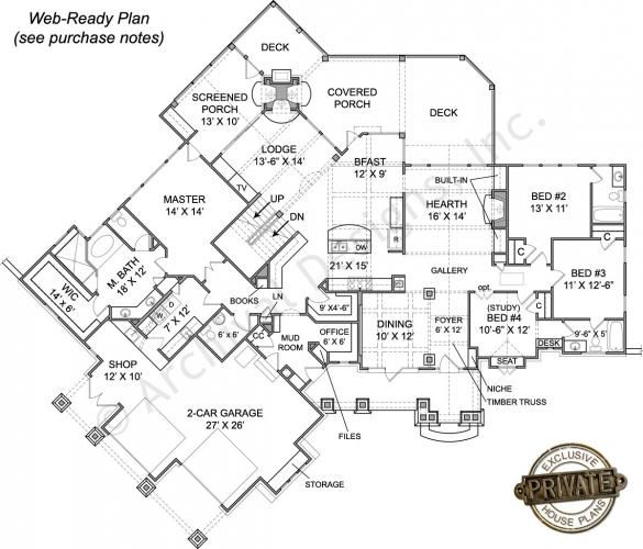 Stoney Brook Lodge -